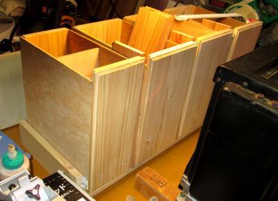 DIY3月7日4分ゴミ箱