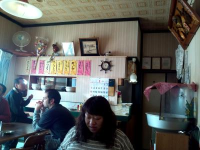 昼食3月9日1食堂
