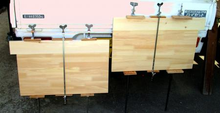 DIY3月9日4側板接木