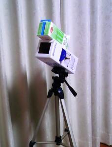 日食投影器