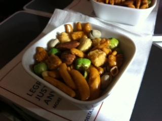 機内食スターター