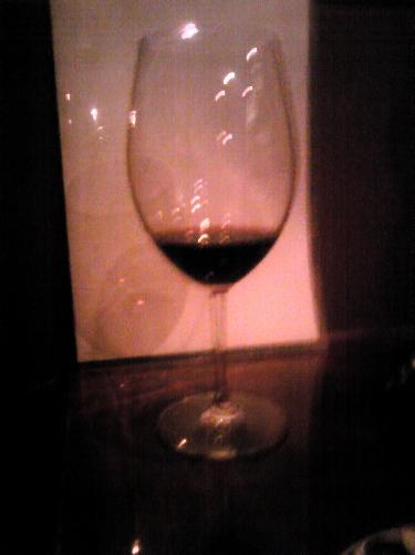 飲んだワイン
