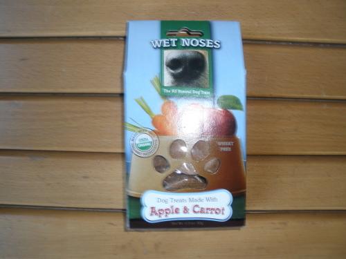 Wet Noses Apple Carrot