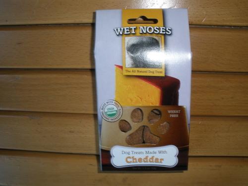 Wet Noses Cheddar