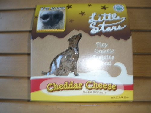 Wet Noses Little Star Chedder Cheese
