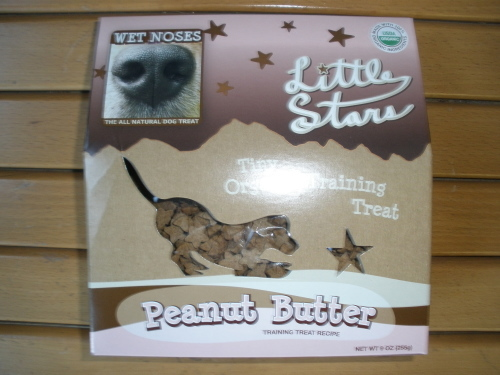 Wet Noses Little Star Peanut Butter