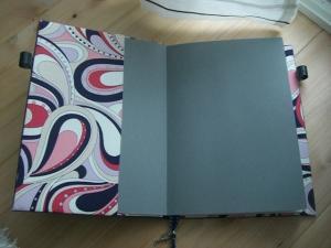 手帳カバー 2