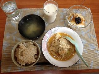 20120526-朝飯