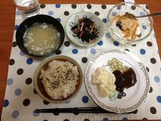 20120527-朝飯