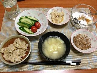 20120531-朝飯
