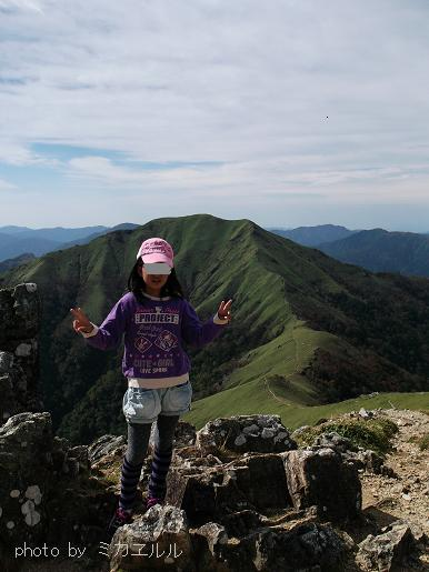 12.10.06剣山山頂DSCF0178