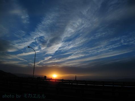 12.10.08夕日にばかやろーIMG_2745