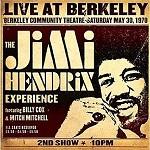 ジミ・ヘンドリックス「Live at Berkeley」