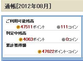 2012 ドル箱