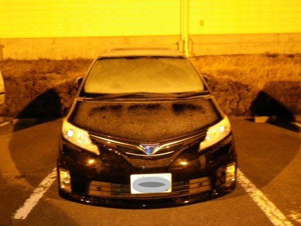 2014.1.3 朝・車