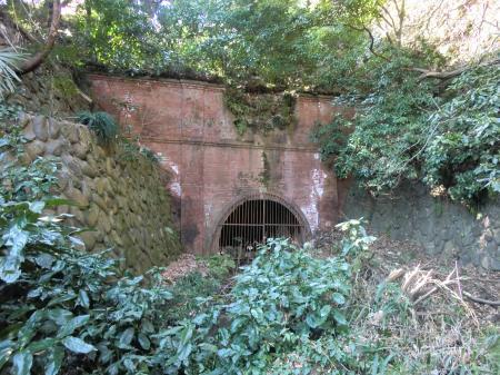 川尻隧道下口
