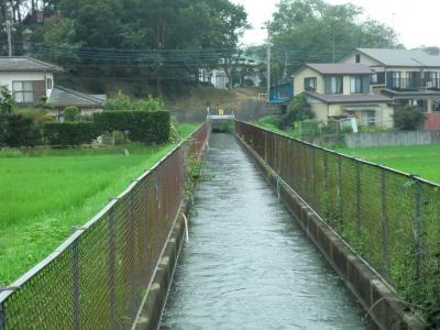 歌川隧道下流