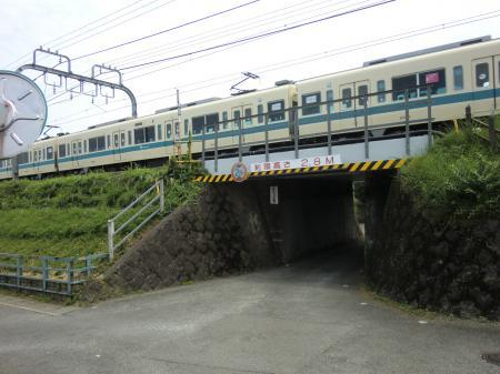 駒形小田急ガード