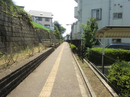 桜台5暗渠