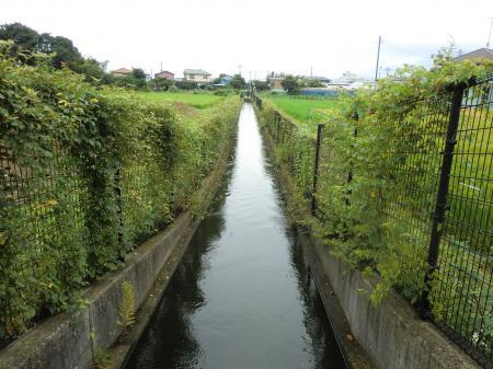 小田厚道路下流