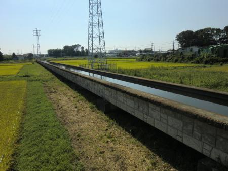 目久尻川掛樋