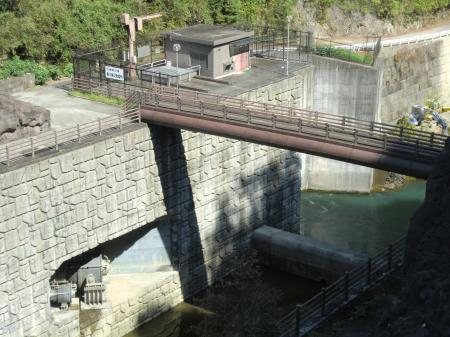 愛川第2発電所・利水放流設備