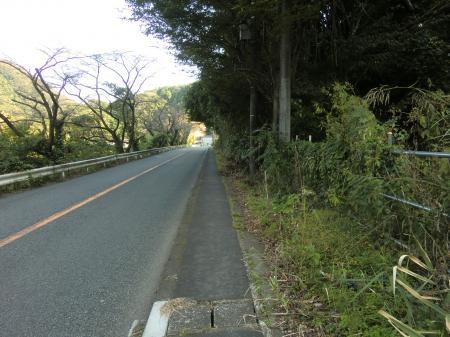 県道54号線愛川橋下流