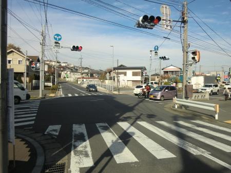 横須賀水道みち・柄沢橋
