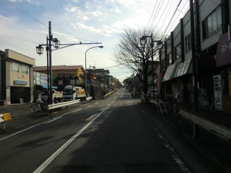 横須賀水道みち・上り坂柄沢橋