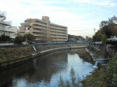 横須賀水道柏尾川水管橋