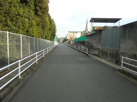 横須賀水道みち・笛田1丁目