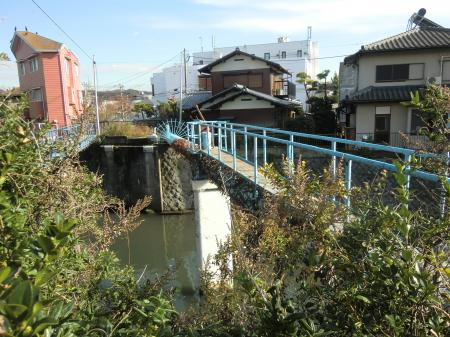 横須賀水道・滑川水管橋