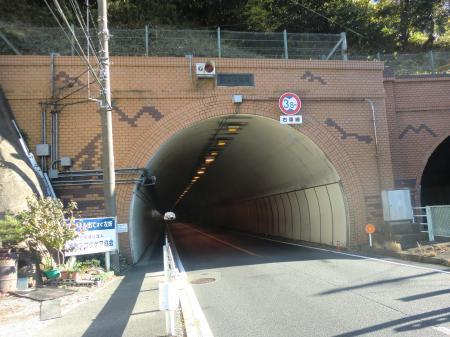 R16新吉浦隧道