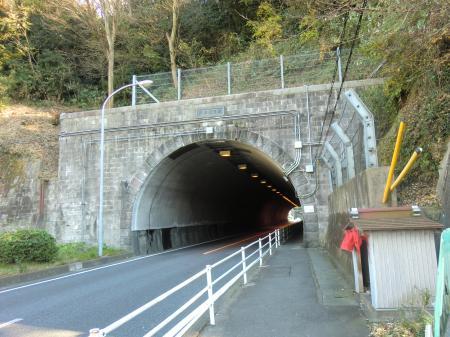 R16新田浦隧道
