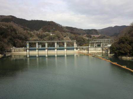 相模湖 ダム