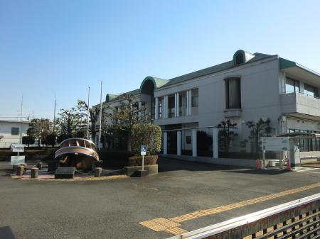 神奈川県企業庁相模川発電管理事務所
