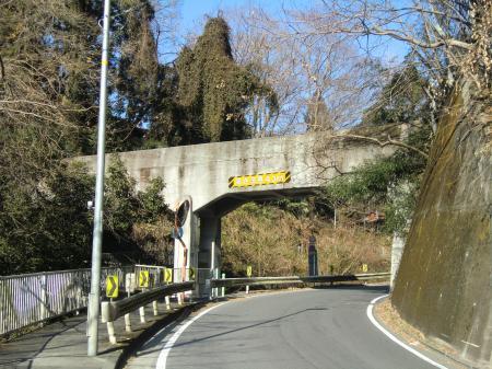 横浜水道・久保沢隧道水路橋