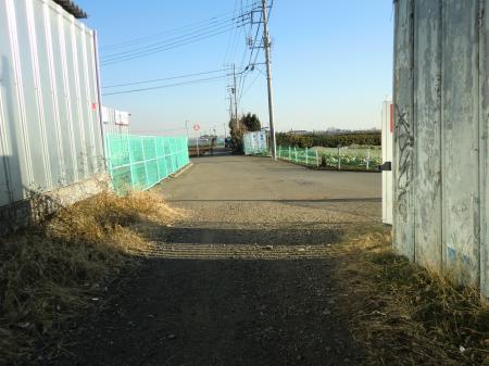 神奈川県営水道みち・相模原市大島