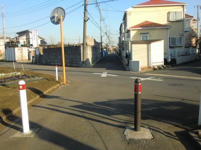 神奈川県営水道みち・相模原市緑区田名