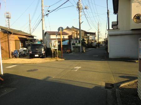神奈川県営水道みち・相模原市中央区田名葛輪