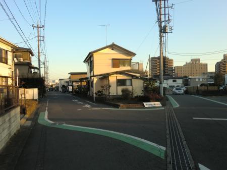 神奈川県営水道みち・相模原市中央区上溝