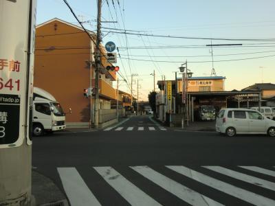 神奈川県営水道みち・県道503号線オートバックス前