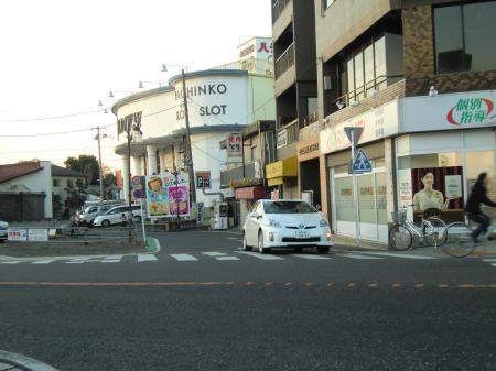 神奈川県営水道みち・県道57号線相模原市中央区上溝