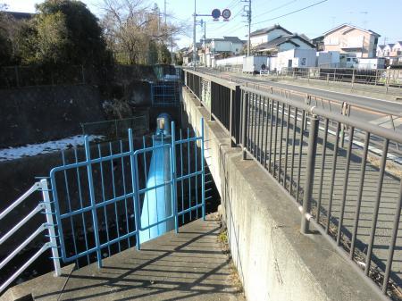 姥川枡田橋水管橋