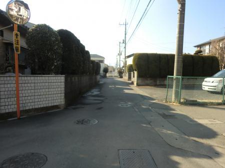 神奈川県営水道みち・厚木市上依知