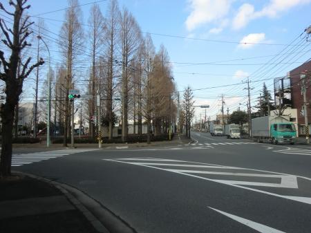 公園前交差点