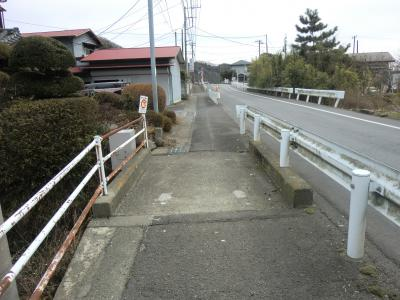 横須賀水道みち・愛川町角田