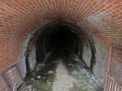 城山隧道・第壱横坑