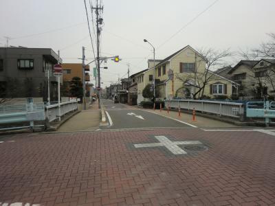 山崎川・大島7号橋