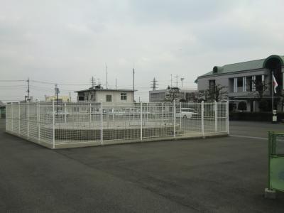 津久井導水路・改修工事用搬出入口